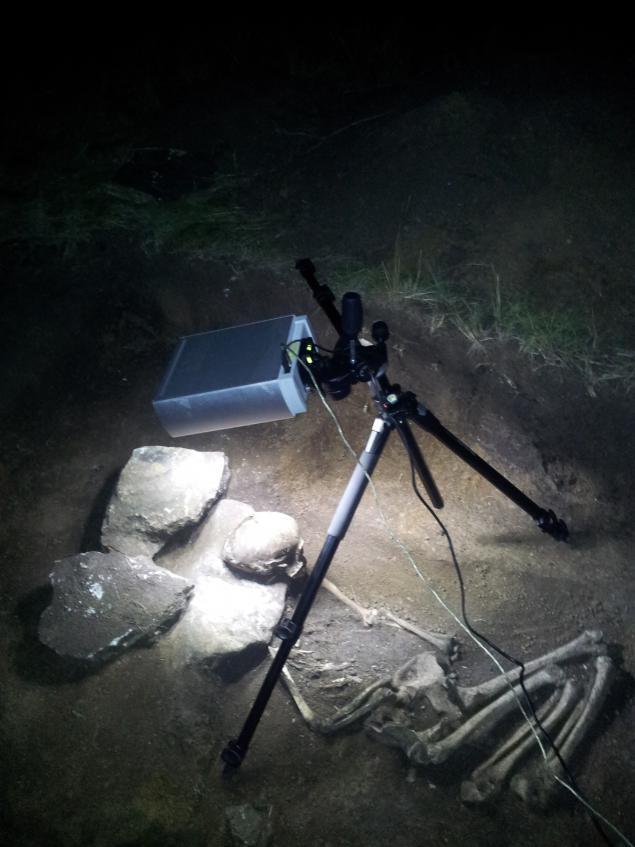 3D сканирование в археологии. Личный опыт, используемое оборудование и прочее