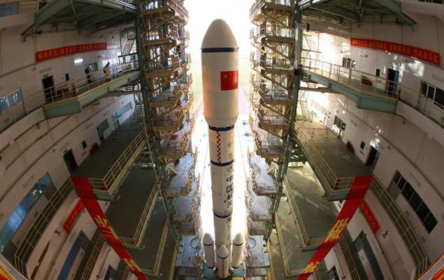 chinese space program history - photo #11