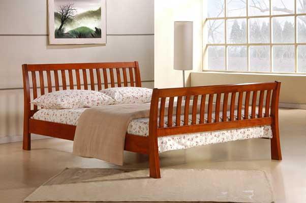 Calidad y cama barata en una tienda online muebles en for Busco una cama barata