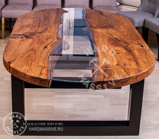 Кухонные столы из массива дерева Купить кухонный стол