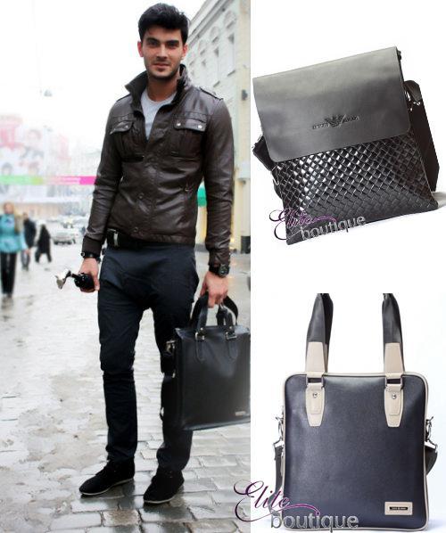 dd952aaef9eee Hombres carteras y bolsas - Un accesorio de moda o una necesidad ...