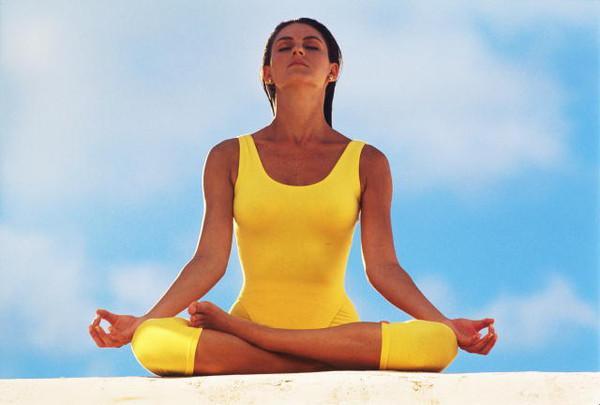Уроки йоги для начинающих для похудения видео
