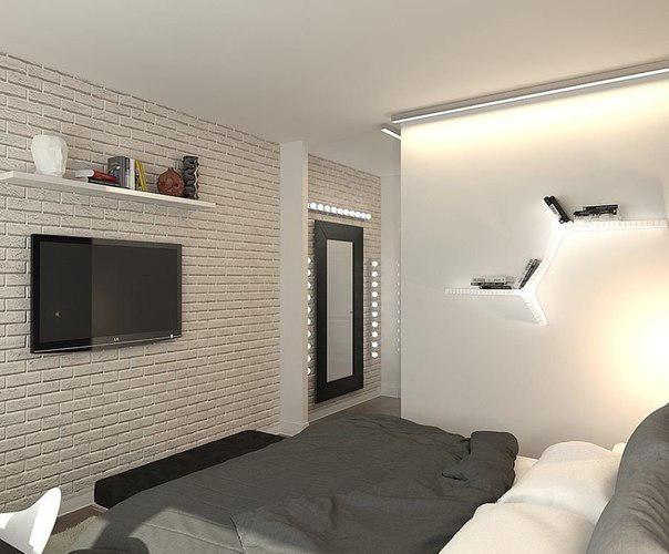 Dise o apartamentos peque os p gina 1 - Apartamentos pequenos disenos ...
