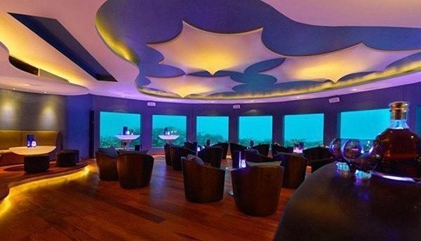 Bajo el agua discoteca en las maldivas p gina 1 for Maldivas hotel bajo el agua