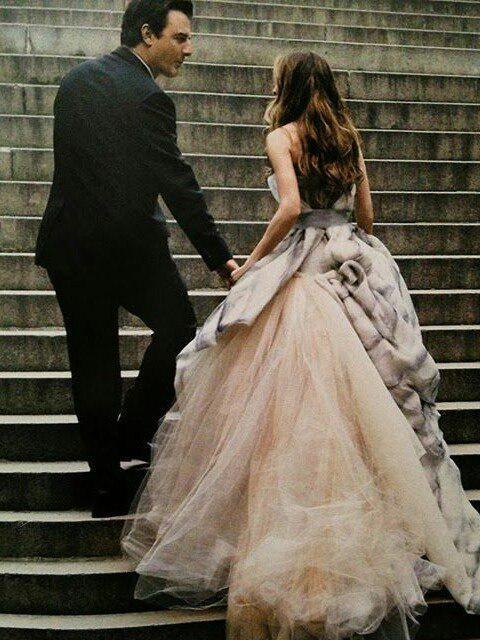 Свадьба кэрри брэдшоу и мистера бига