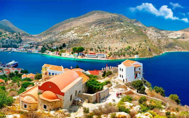 The Most Beautiful Places In The World Greece