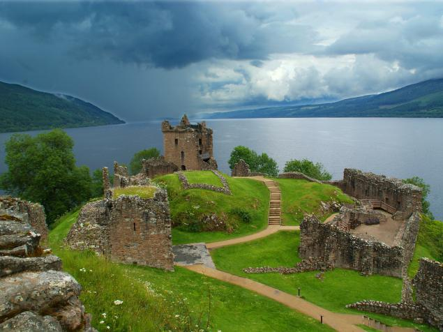 Scotland The Most Beautiful Places In The World