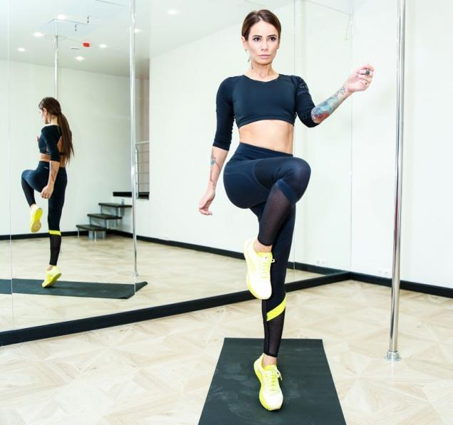Cardio Ultra training with Ayzoy Dolmatova. Page 1