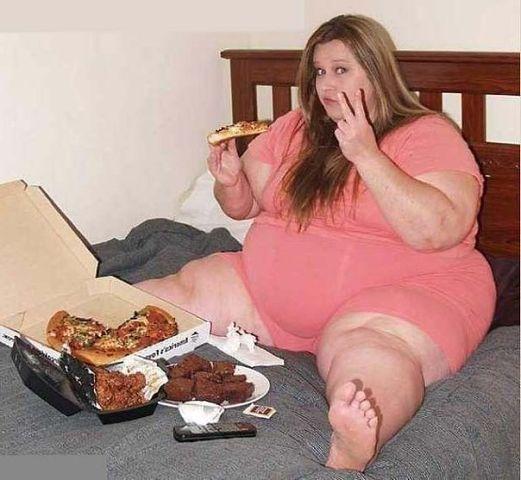 Толстые тетки для мотивации при похудении