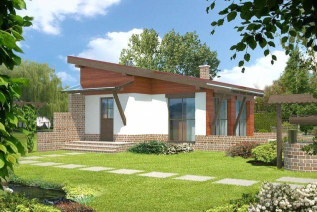 Tipos de techos casas ecol gicas de madera para la for Diferentes tipos de techos para casas
