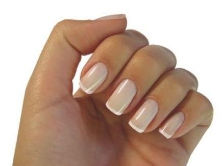 Как получить белые ногти блог им catrin