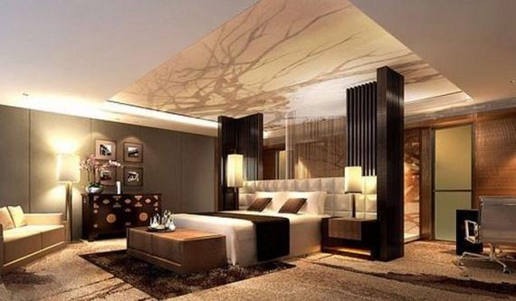 Дизайн богатых квартир