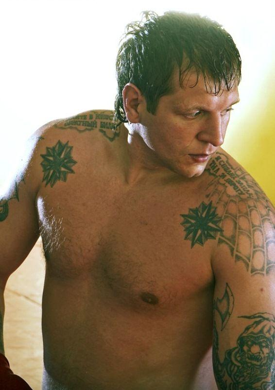 Aleksander Emelianenko Was In Prison 9 Photos Text Page 1