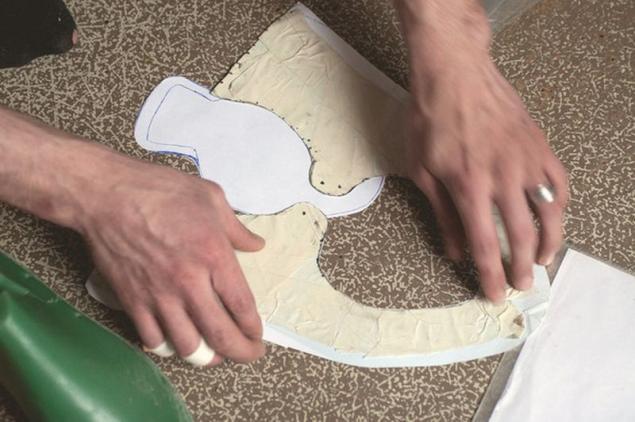 Видео пошив обуви своими руками