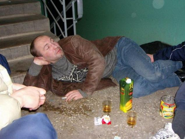 пьяные в хлам.новые фото