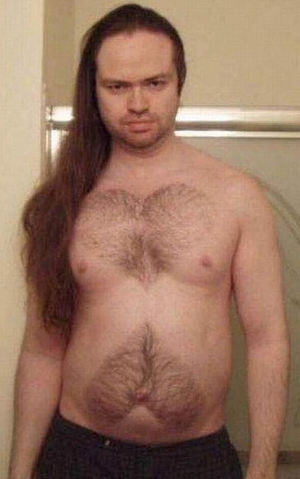 волосатые мужчины фото