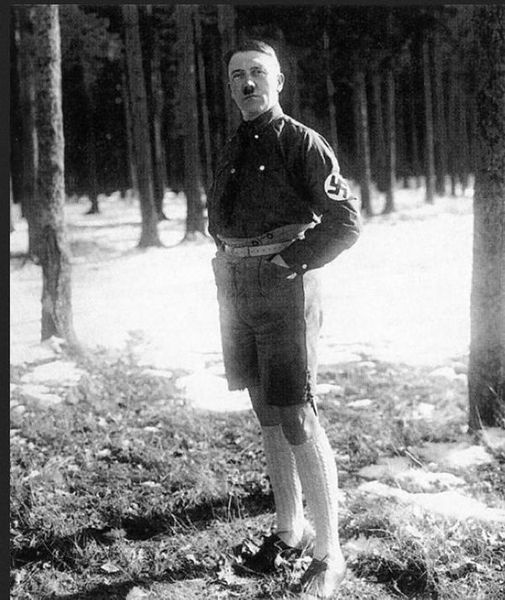 Pictures Of Adolf Hitler Who For Many Years Were In A