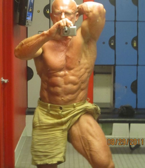 steroid body shape
