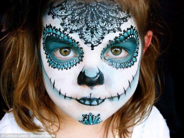 Como pintar caras niños - Imagui