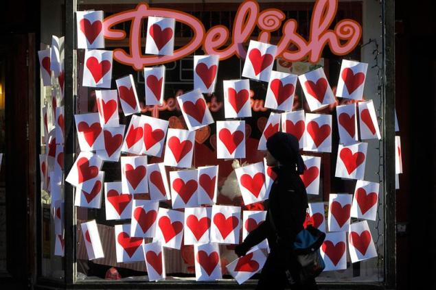 Decoracion San Valentin Tiendas ~ El mundo celebr? el D?a de San Valent?n P?gina 1