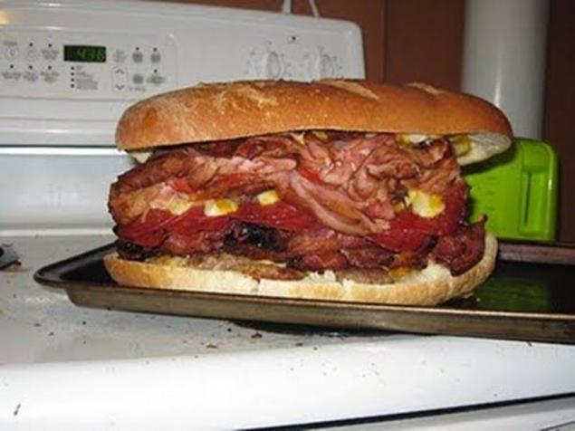 sandwich porno