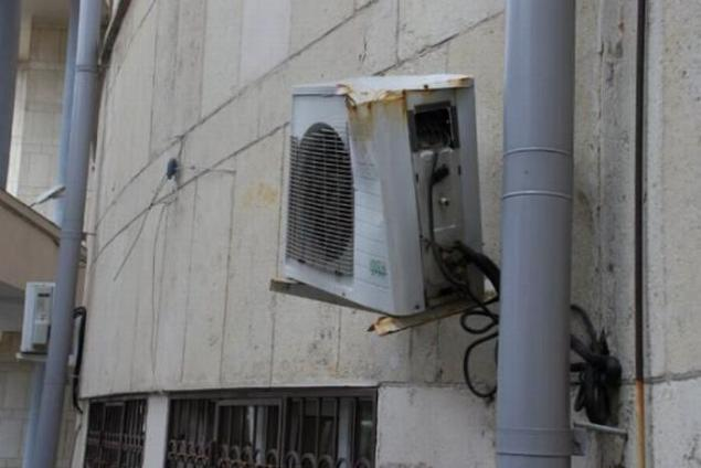 Installation Of Air Conditioners Page 1