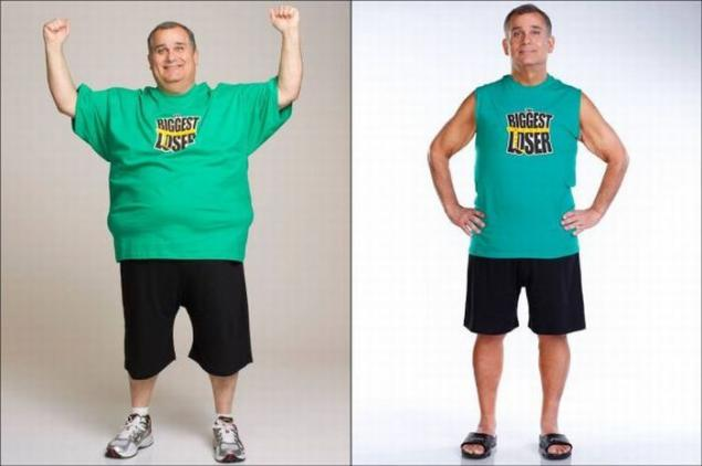Los participantes de the biggest loser antes y despu s for Paginas del espectaculo