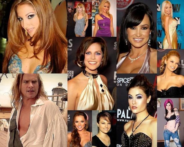 Представляю вам грязную дюжину: самые известные порнозвёзды в мире. 4. 20