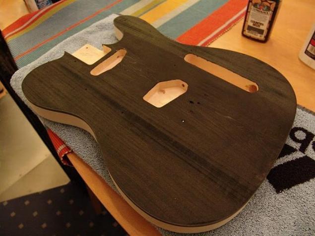 Делаем гитару своими руками 82
