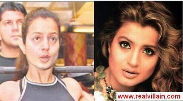 Индийские все актеры без макияжа