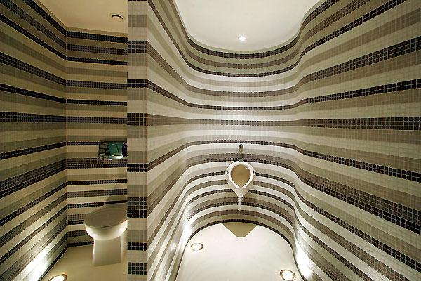 Baños Publicos Originales:Interiores modernos baños Página 1
