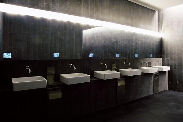 Modern interiors toilets page 1 for Modern washroom designs