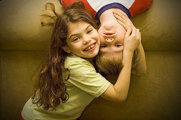 Брат и сестра фото