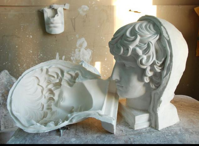 Изготовление скульптур своими руками 745