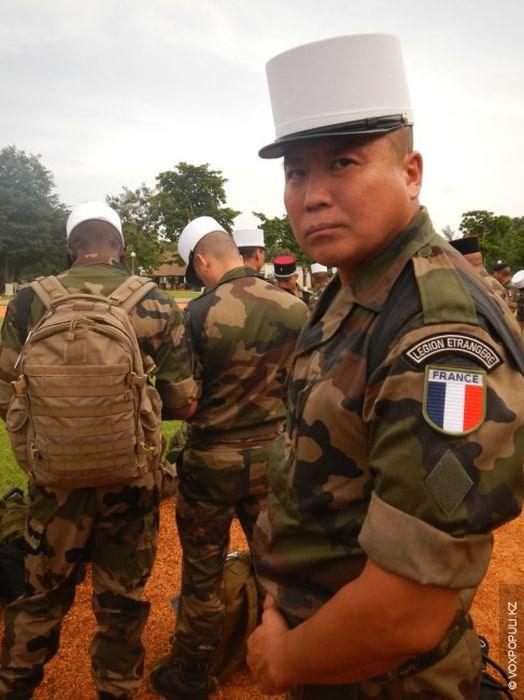 Service In The French Foreign Legion Page 1