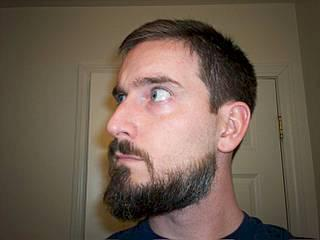 how to get mustache to connect to beard