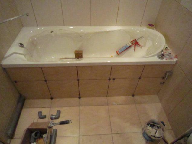Пошаговый ремонт ванной комнаты своими руками