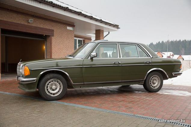 Rare mercedes w123 page 1 for Mercedes benz under 10000 dollars