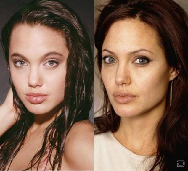 Интимные фото Анджелины Джоли, сделанные ее мужем Брэдом ...