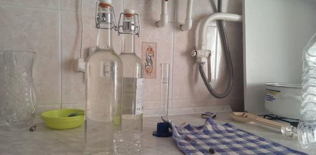 Как очистить чачи от запаха и сивушных масел в домашних условиях