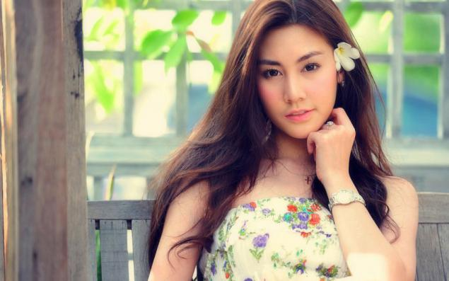 самые симпатичные азиатки мира
