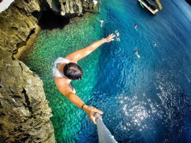 Как сделать выход в море