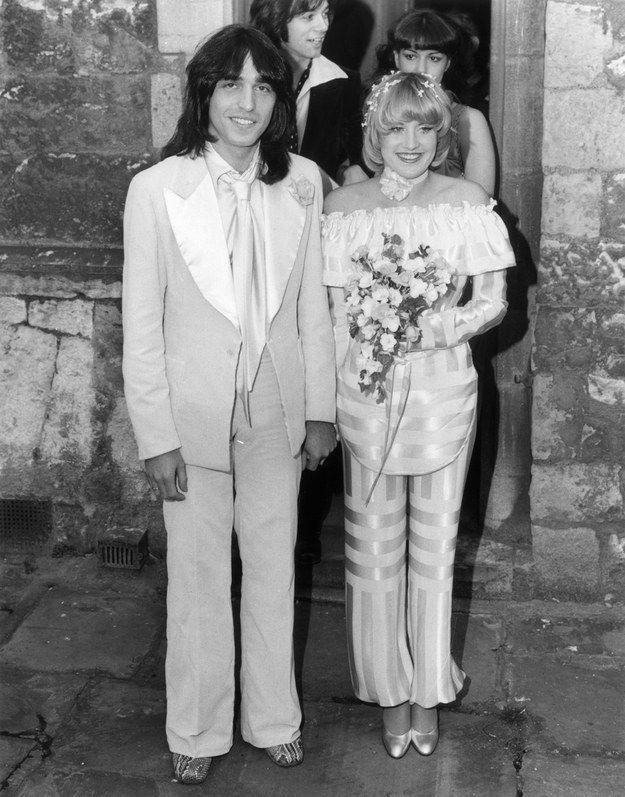 Romy and chris wedding