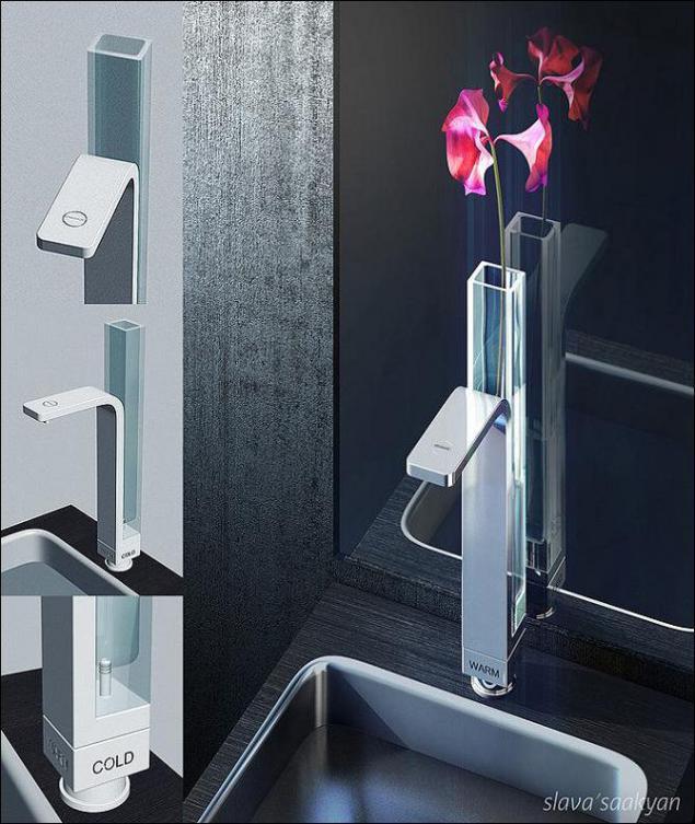 High end bathroom faucets