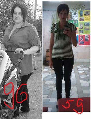 До чего доводит похудение