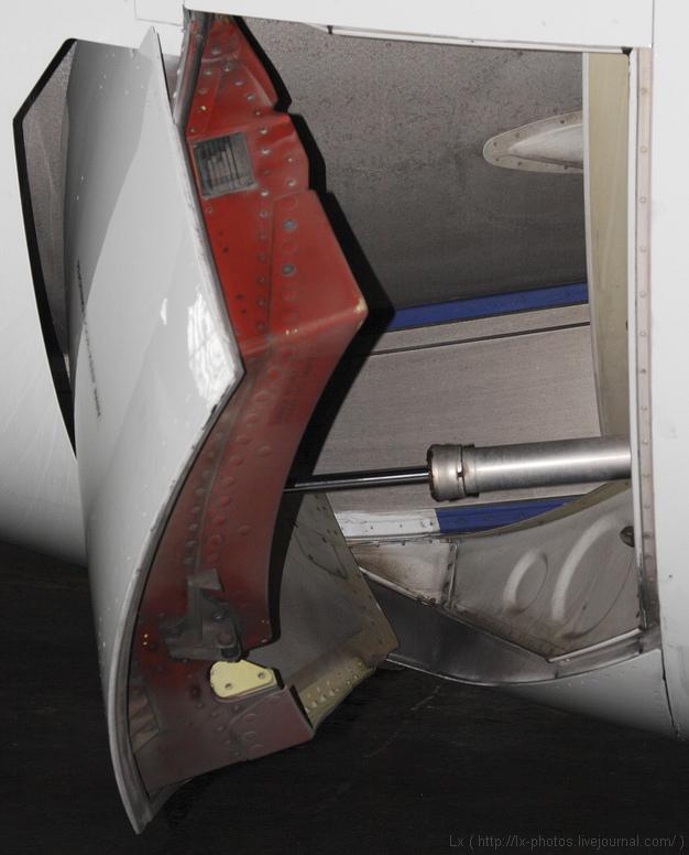 что такое реверс тяги самолета пенсионные