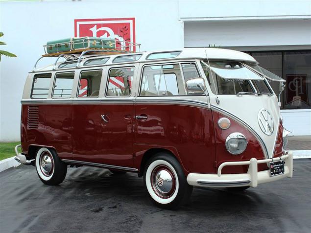 1967 volkswagen microbus 21 window for 1967 21 window vw bus