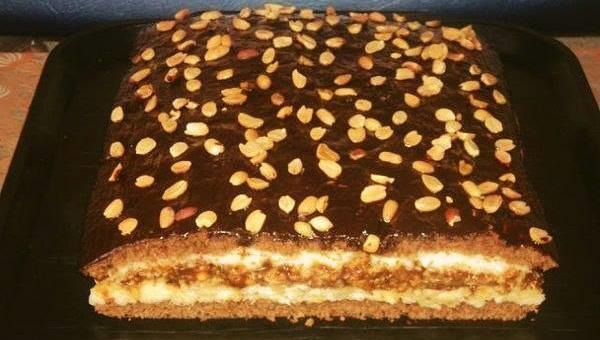 Как быстро приготовить торты в домашних условиях 47