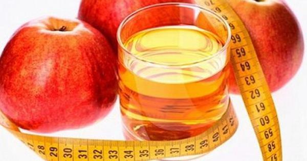 Яблочный уксус для похудения: как и сколько