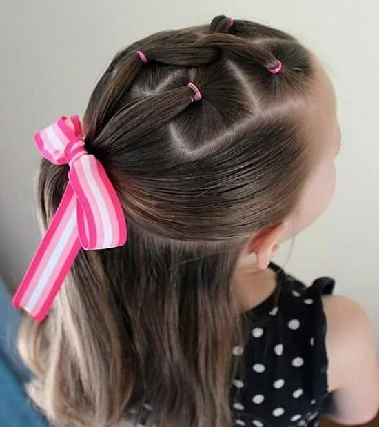 Hairstyles Using Rubber Bands hairstylegalleries.com